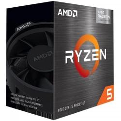 Procesor AMD Ryzen 5 5600G, 19MB, 3.9GHz, Socket AM4, Cooler Wraith Stealth