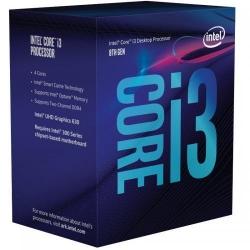 Procesor Intel Core i3-8100 3.60GHz, Socket 1151 v2, Box