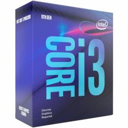 Procesor Intel Core i3-9100F 3.60GHz, Socket 1151v2, Box
