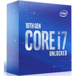 Procesor Intel Core i7-10700KF 3.80GHz, Socket 1200, Box, fara cooler