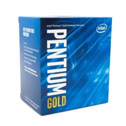 Procesor Intel Pentium Gold Dual Core G6400 4.0GHz, Socket1200, Box