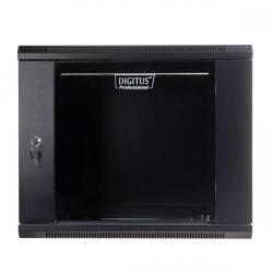 Rack Digitus DN-WU19 09U/450/B, 19inch, 9U, 600x450mm, Black