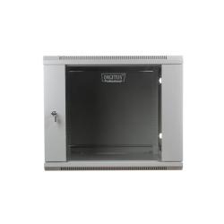Rack Digitus DN-WU19 09U/600, 19inch, 9U, 600x600mm, Grey