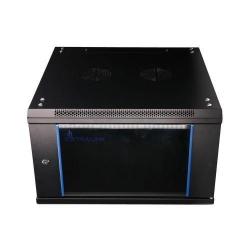 Rack ExtraLink EX.7232, 6U, 600x600, Black