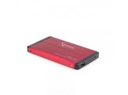 Rack HDD Gembird EE2-U3S-2-R SATA-USB3.0, 2.5inch