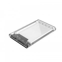 Rack HDD Orico 2139U3, USB 3.0, 2.5inch, Transparent