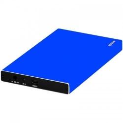 Rack HDD Spacer SPR-25611A, SATA, USB 3.0, 2.5inch, Albastru