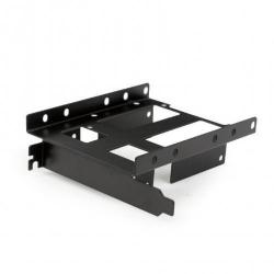 Rack HDD/SSD Gembird, 2.5inch - 3.5inch, Black