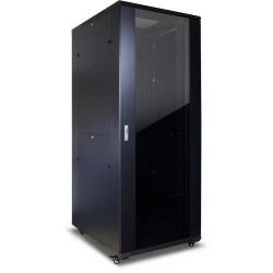 Rack Inter-Tech SNB-8142, 19inch, 42U, 800x1000mm, Black