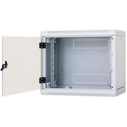 Rack Triton wall-mounted, 19inch, 15U, 600x600mm, Grey