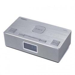 Radio cu ceas Horizon HAV-P4200, Silver