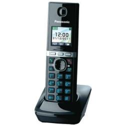 Receptor suplimentar Panasonic pentru seria KX-TG8051/8061, negru