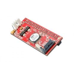 Repeater Digitus DS-33150-1, SATA - IDE/ATA (HDD), Black