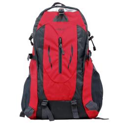 Rucsac Spacer Rio pentru laptop de 15.6inch, Red