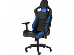 Scaun Gaming Corsair T1 RACE 2018, Black-Blue