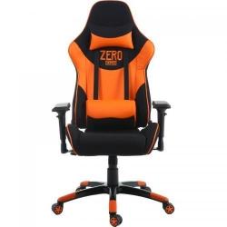 Scaun gaming Inaza Dreadnought ZERO Series, Black-Orange