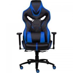 Scaun gaming Inaza Predator, Black-Blue