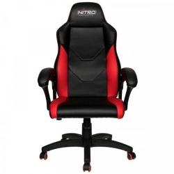 Scaun gaming Nitro Concepts C100, Black-Red