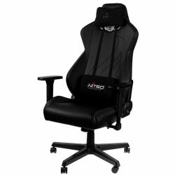 Scaun gaming Nitro Concepts S300 EX, Black