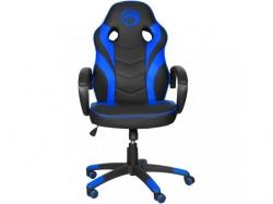 Scaun gaming Marvo CH-301, Black-Blue