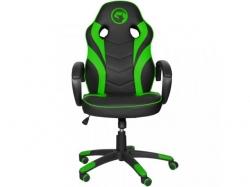 Scaun gaming Marvo CH-301, Black-Green