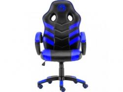Scaun gaming Marvo CH-302, Black-Blue