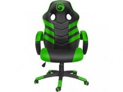 Scaun gaming Marvo CH-302, Green