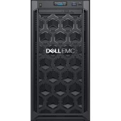 Server Dell PowerEdge T140, Intel Xeon E-2124, RAM 8GB, HDD 2x 1TB, PERC H330, PSU 365W, No OS