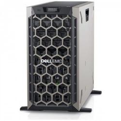 Server Dell PowerEdge T440, Intel Xeon Silver 4210, RAM 16GB, HDD 600GB, PERC H330P, PSU 2x 750W, No OS