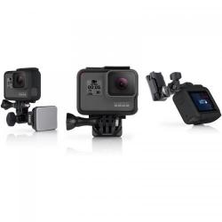 Sistem de prindere GoPro Helmet Front + Side Mount pentru camere video