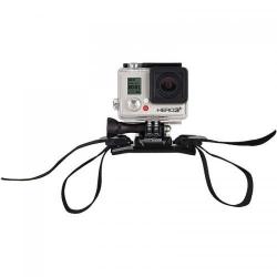 Sistem de prindere GoPro Vented Helmet Strap Mount pentru camere video