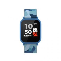 Smartwatch Canyon MyDino KW-33, 1.3inch, Curea Silicon, Blue