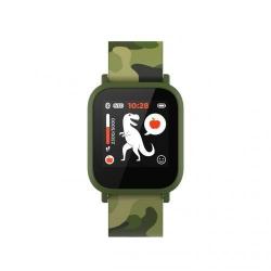 Smartwatch Canyon MyDino KW-33, 1.3inch, Curea Silicon, Green