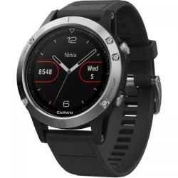 SmartWatch Garmin Fenix 5, Black-Silver