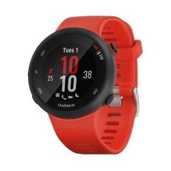 Smartwatch Garmin Forerunner 45, 1.04 inch, Curea Silicon, Lava Red