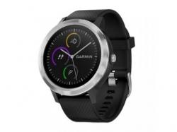 Smartwatch Garmin Vivoactive 3, Silver-Black