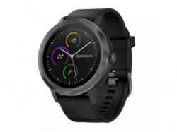 Smartwatch Garmin Vivoactive 3, Slate-Black