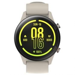 SmartWatch Xiaomi Mi Watch, 1.39 inch, Curea Silicon, Beige