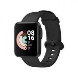 SmartWatch Xiaomi Mi Watch Lite, 1.4 inch, Curea Silicon, Black