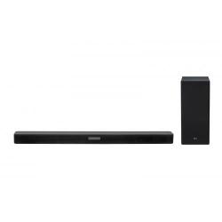 Soundbar LG SK5 2.1, 260W, Bluetooth, Black