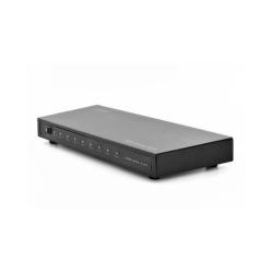 Splitter KVM Digitus DS-43302, 8x HDMI, Black