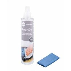 Spray pentru curatat suprafete sticla 250ml, spuma, laveta microfibra TermoPasty