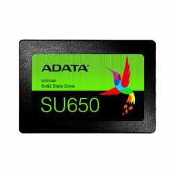 SSD ADATA SU650 256GB, SATA3, 2.5inch