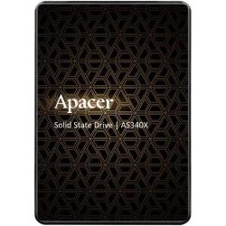 SSD Apacer AS340X 240GB, SATA3, 2.5inch