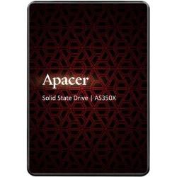 SSD Apacer AS350X 128GB, SATA3, 2.5inch