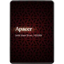 SSD Apacer AS350X 256GB, SATA3, 2.5inch