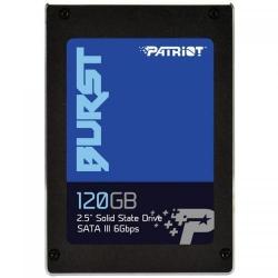 SSD Patriot Burst 120GB, SATA3, 2.5inch