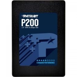 SSD Patriot P200, 256GB, SATA3, 2.5inch