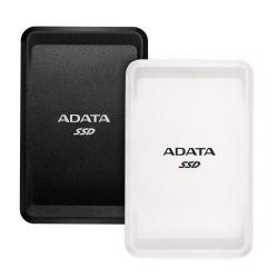 SSD Portabil Adata SC685, 256GB, USB-C, Black