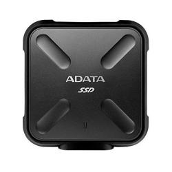 SSD Portabil Adata SD700, 256GB, USB 3.1, Black